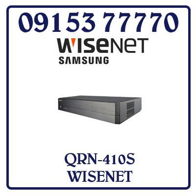 QRN-410S Đầu Ghi Hình SAMSUNG WISENET IP Giá Rẻ