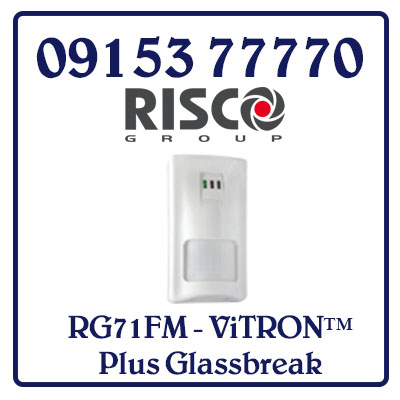 RG71FM - ViTRON™ Plus Glassbreak