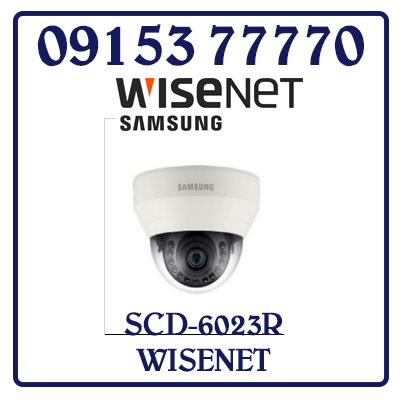 SCD-6023R Camera SAMSUNG WISENET AHD 2.0MP SCD-6023R Giá Rẻ