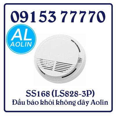 SS168 (LS828-3P) Đầu báo khói không dây Aolin