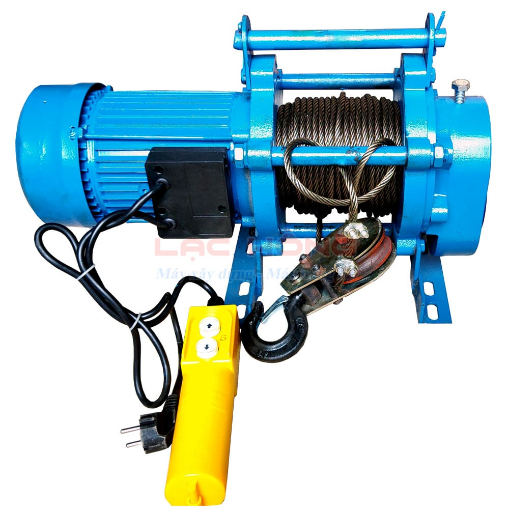 Tời điện đa năng 250/500 kg KENBO KCD300/600-30m 220v