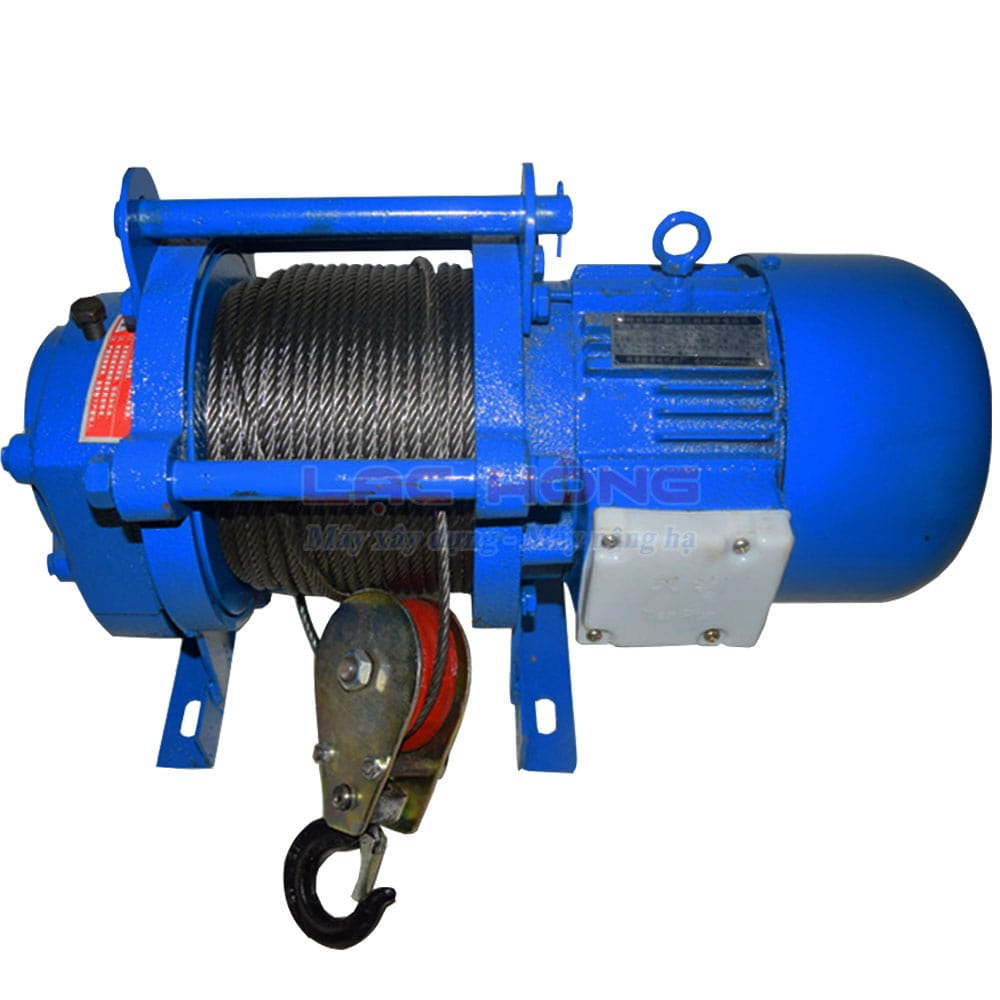 Tời điện đa năng 250/500 kg KENBO KCD500/1000-30m 220v