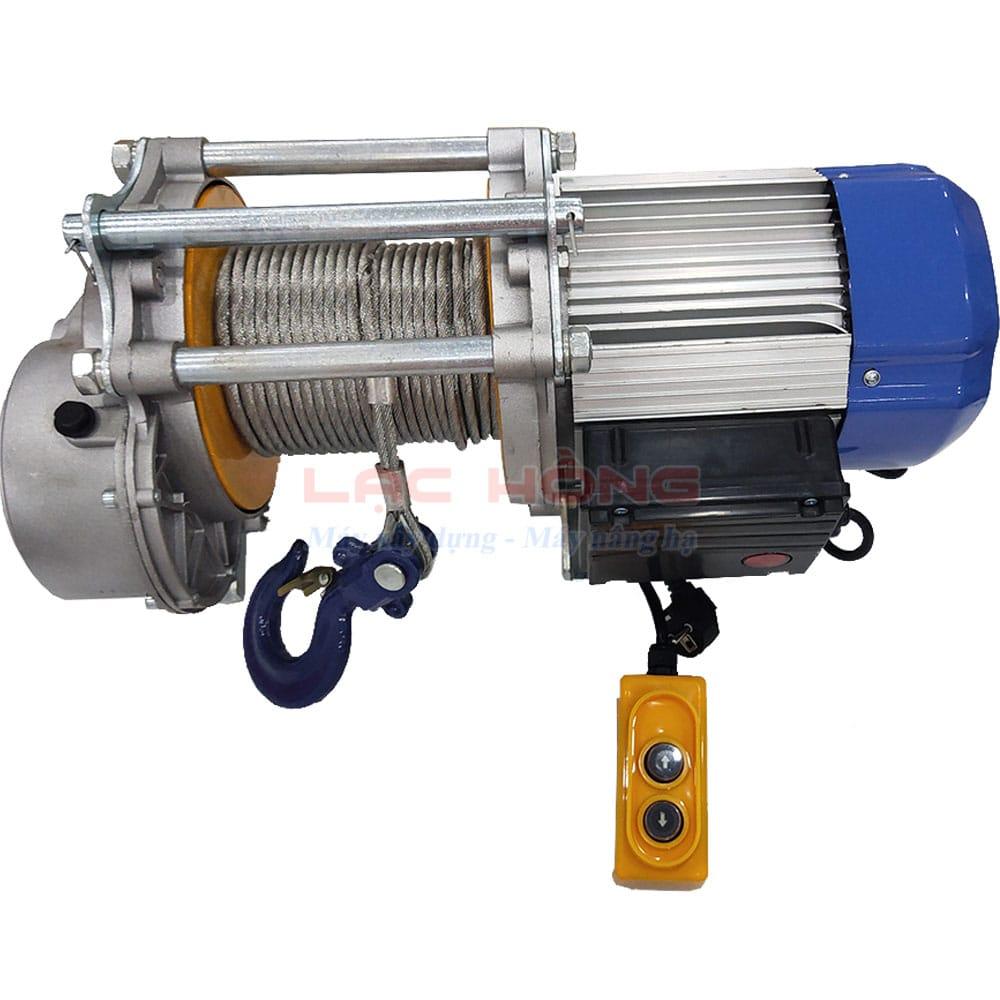Tời điện đa năng 280kg siêu nhanh KENBO KCD200/400 32m/phút
