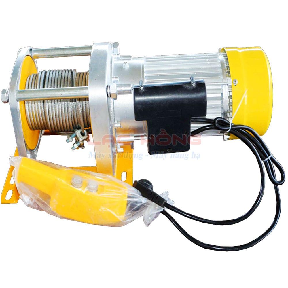 Tời điện đa năng 400 kg tốc độ cao KENBO KDJ400/800 30m 220v