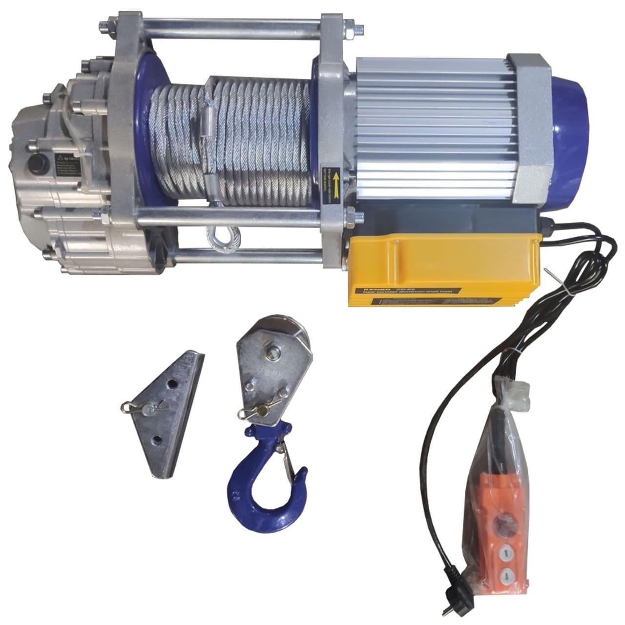 Tời điện đa năng KENBO KCD1000/2000-30m 220V