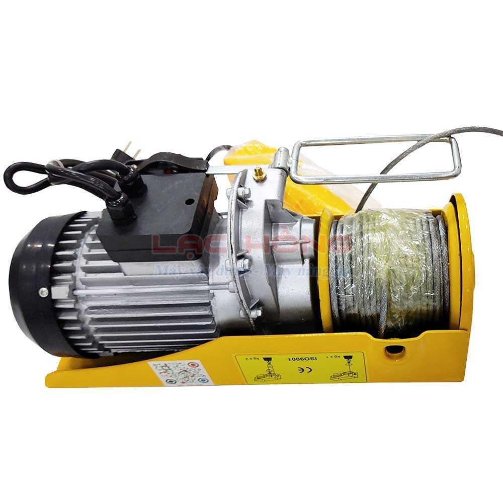 Tời điện mini 640kg KENBO PA800-30m 220v