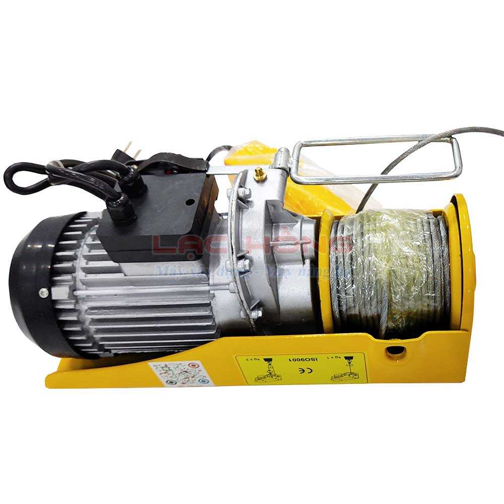 Tời điện mini 800kg KENBO PA1000-12m 220v