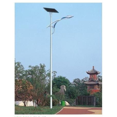 Trụ Đèn Năng Lượng Mặt Trời Cao 3m Đến 10m HQB-24L0310M - Trụ Đèn Lắp Ráp Đa Năng Chiều Cao 3m Đến 10m