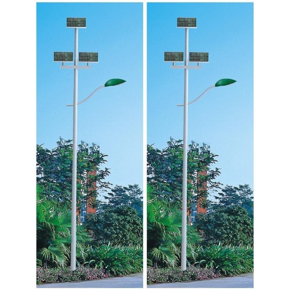 Trụ Đèn Năng Lượng Mặt Trời Cao 3m Đến 10m HQB-32L0310M - Trụ Đèn Lắp Ráp Đa Năng Chiều Cao 3m Đến 10m
