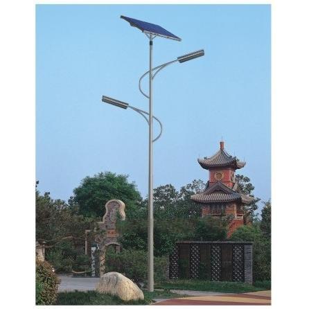 Trụ đèn năng lượng mặt trời cao 3m đến 10m HQB-35L0310M - Trụ đèn lắp ráp đa năng chiều cao 3m đến 10m
