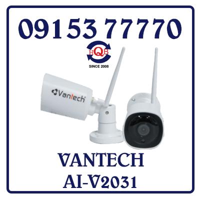 V2034 Camera Wifi VANTECH V2034 Giá Rẻ