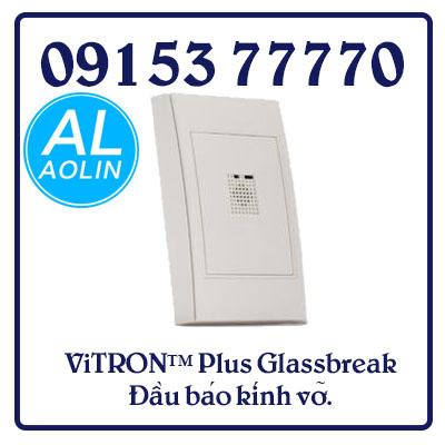 ViTRON™ Plus Glassbreak Đầu báo kính vỡ.