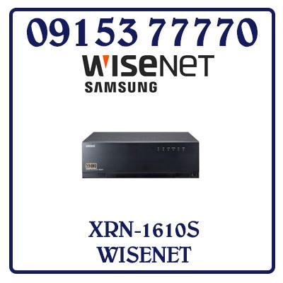 XRN-1610S Đầu Ghi Hình SAMSUNG WISENET IP Giá Rẻ