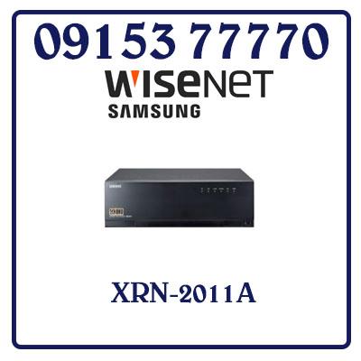 XRN-2011A Đầu Ghi Hình SAMSUNG WISENET IP Giá Rẻ