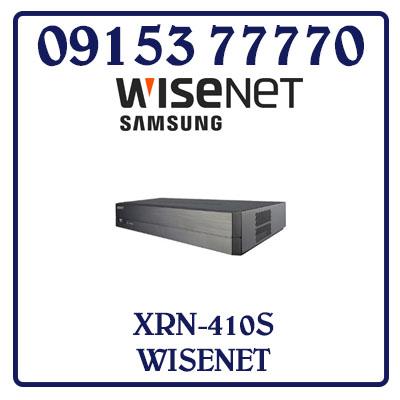 XRN-410S Đầu Ghi Hình SAMSUNG WISENET IP Giá Rẻ