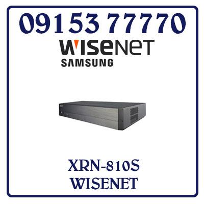 XRN-810S Đầu Ghi Hình SAMSUNG WISENET IP Giá Rẻ