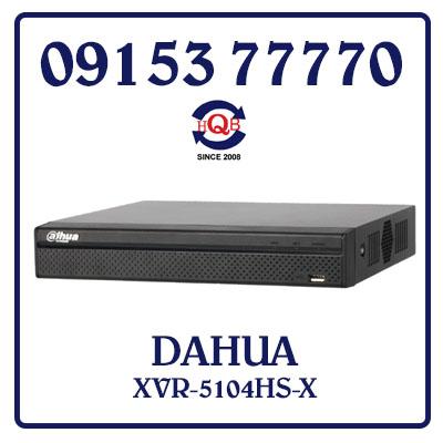 XVR-5104HS-X Đầu Ghi Hình XVR-5104HS-X Giá Rẻ