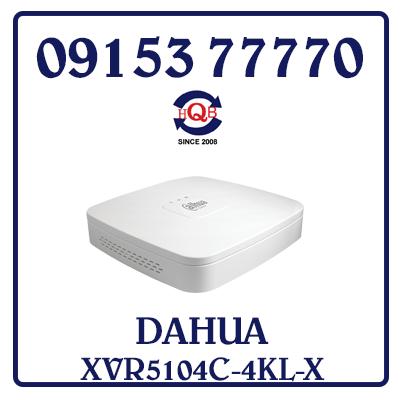 XVR5104C-4KL-X Đầu Ghinh Hình DAHUA XVR5104C-4KL-X Giá Rẻ