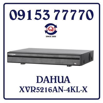 XVR5216AN-4KL-X Đầu Ghi Hình DAHUA XVR5216AN-4KL-X Giá Rẻ