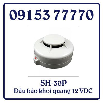 YSD-30L Đầu báo khói quang 12 VDC , 4 dây